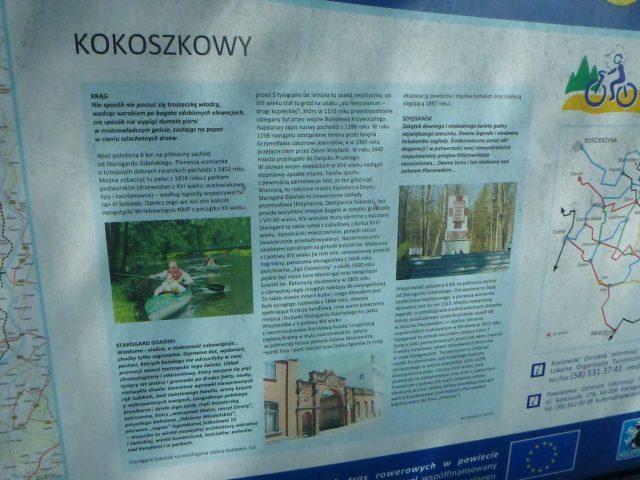 Kokoszkowy Tourist Information
