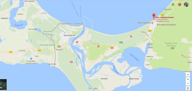 Dziwaczne Odkrycia: Getting My Willy Out on the Nudist Beach at Lubiewo, Międzyzdroje