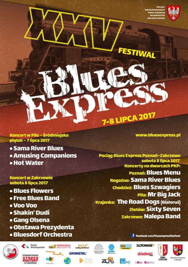 Dziwaczne Odkrycia: Incredible Experience at the Blues Express Music Festival, Poznań