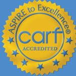 Aspire to Excellence - CARF Accredited