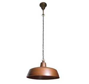 st kilda solid copper pendant s122c seaside