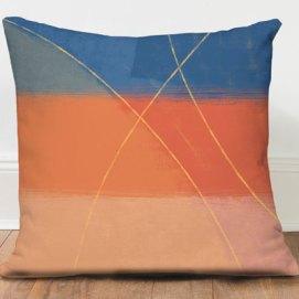 cushion_blue-abtsract