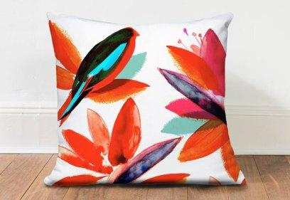 cushion_tropical-bird