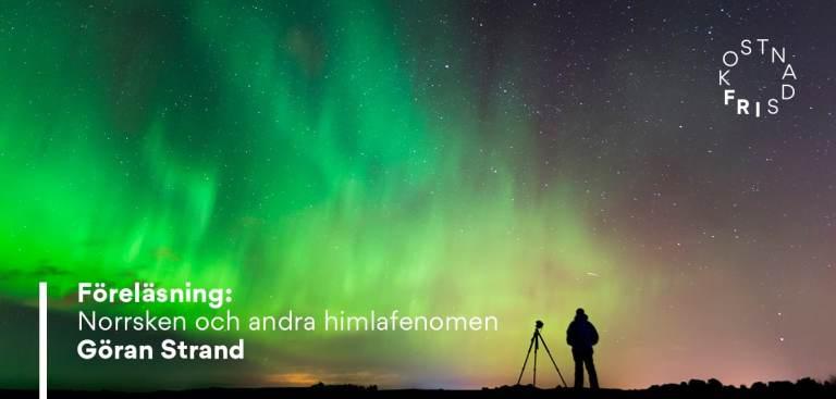 Norrsken och andra himlafenomen – Göran Strand