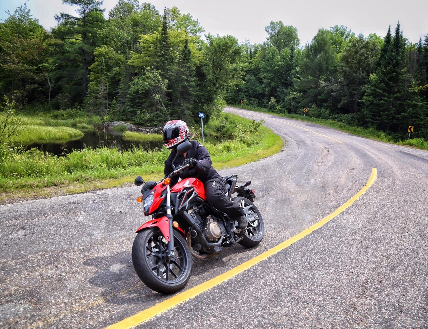 Ride Ontario's Highlands