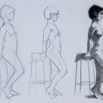 Gesture, Articulation and Shadow Shape demo by Christopher Clements