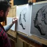 Sight size master drawing copy ay Northern Realist
