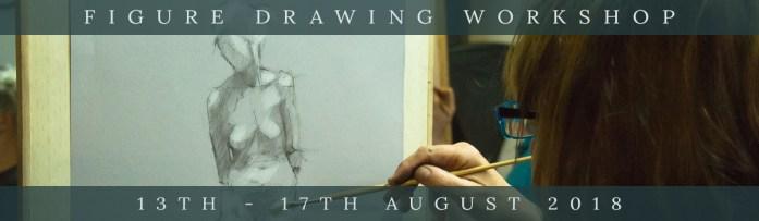 Link to Northern Realist Summer Figure Drawing Workshop webpage
