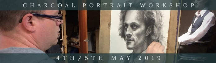 link to Northern Realist charcoal portrait workshop webpage