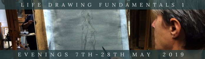 Link to Norther nRealist Life Drawing Fundamentals 1 webpage