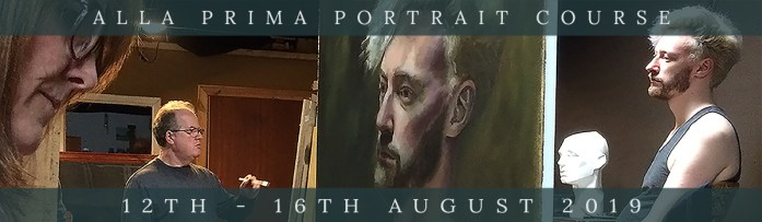 Link to Summer Alla Prima Portrait Course