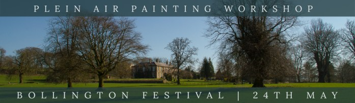 Link to Bollington Festival Plein Air Workshop booking page