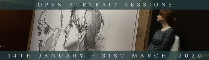 Link to the Northern Realist open portrait sessions winter 2020 webpage