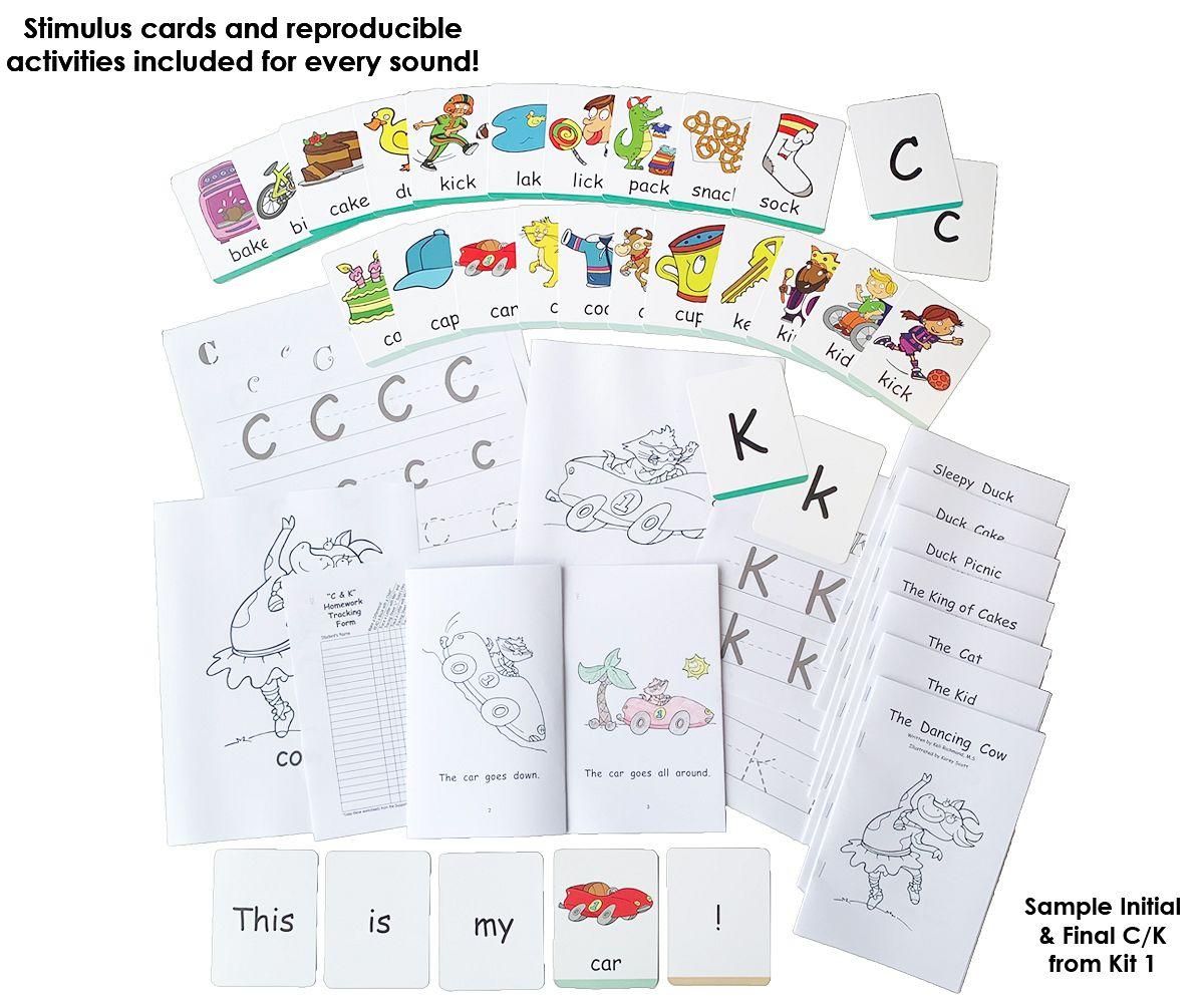Literacy Speaks Kit 1