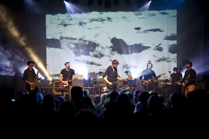 Premiere of video from Pure Phase Ensemble feat. Mark Gardener of Ride.