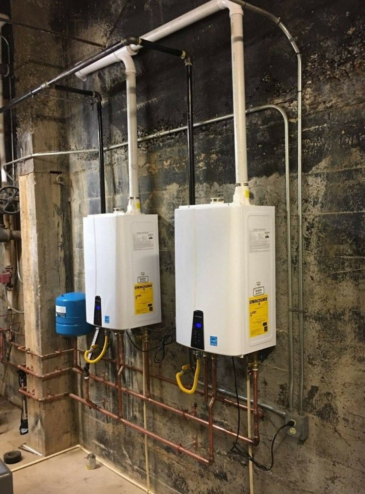 NORTHERN VIRGINIA PLUMBING SERVICES 64 1 - Tankless
