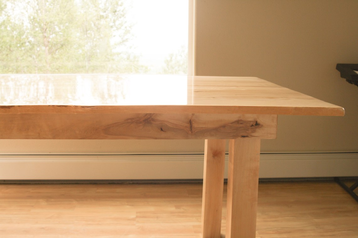 The Birch Table.