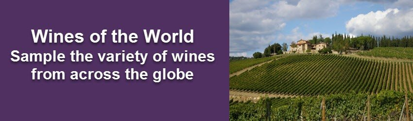 Wine tasting Manchester-Wines of the World Courses