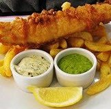 Fish and Chips and Sparkling Wine Tasting Manchester