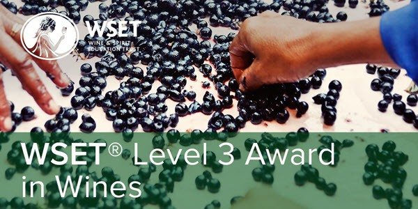 WSET Manchester Level 3 Wines