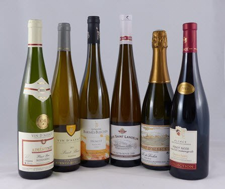 Alsace Manchester Wine Tasting