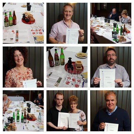 Sake Sommelier Association-Introduction to Sake, Manchester