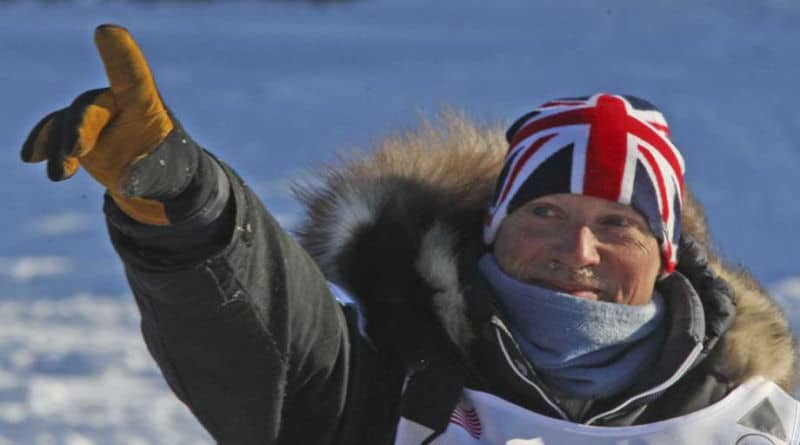 Roger Lee UK Iditarod Musher
