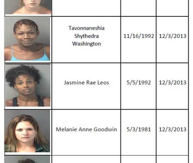 Arrested December 12