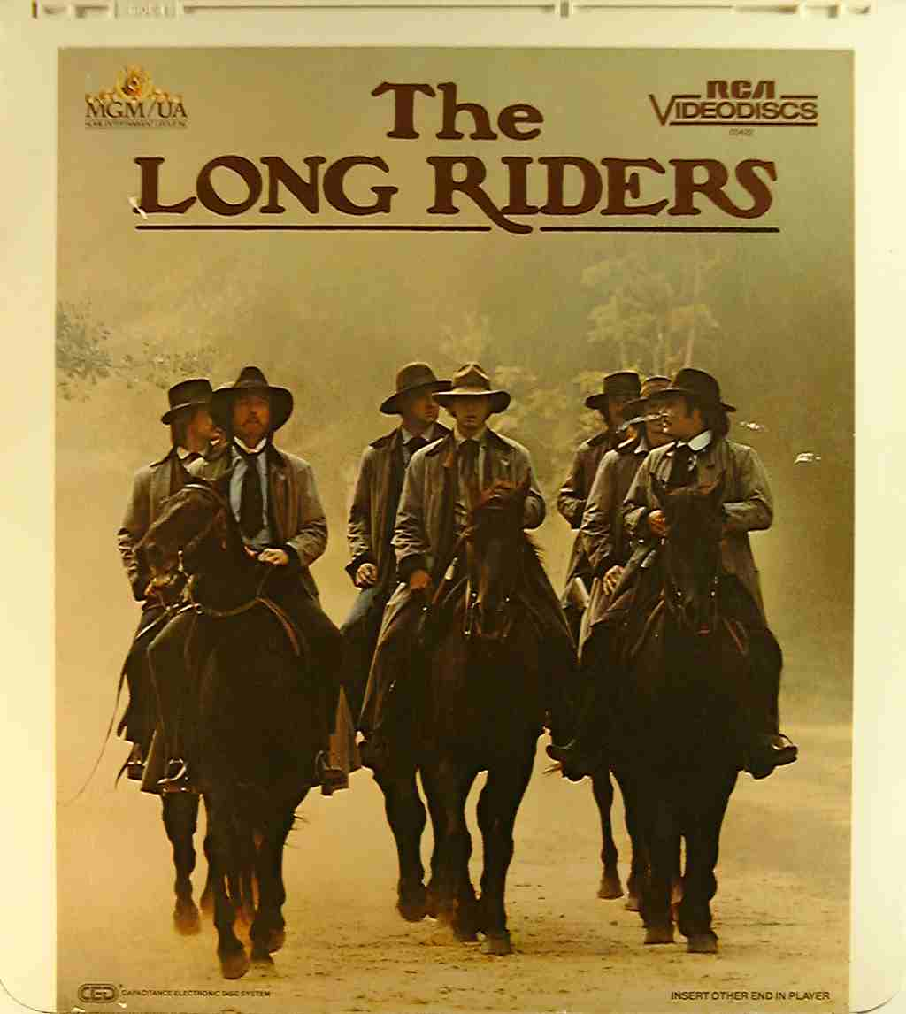 Jesse James Film Festival Continues With Quot The Long Riders