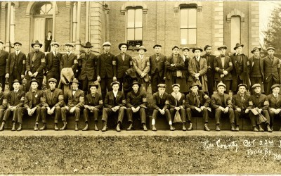 Service and Sacrifice: Northfield in the Great War