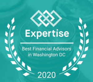Expertise.com Best Financial Advisors Washington DC 2020