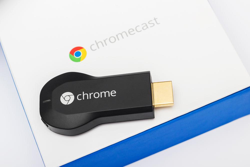 Mijn favoriete gadget van 2014: Google Chromecast ♥