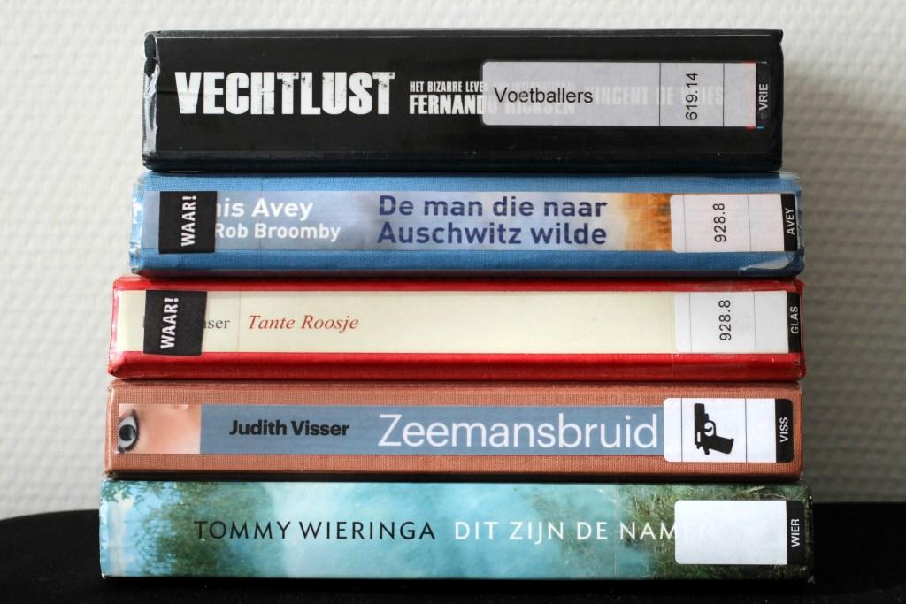 Gelezen boeken #1