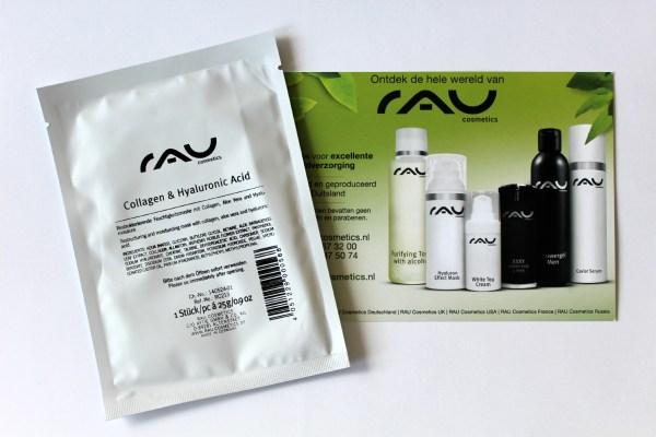 rau cosmetics collagen masker 2