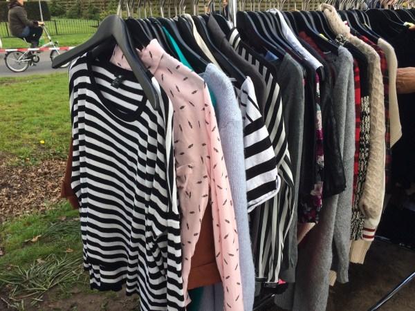 bakkeveen rommelmarkt aanbod kleding