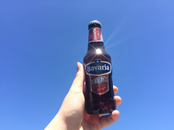 bavaria fruity rose