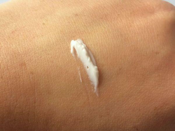 rau silvercream swatch review