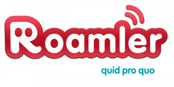 logo wat is roamler