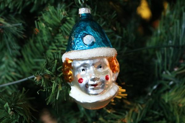 clown_kerstboom