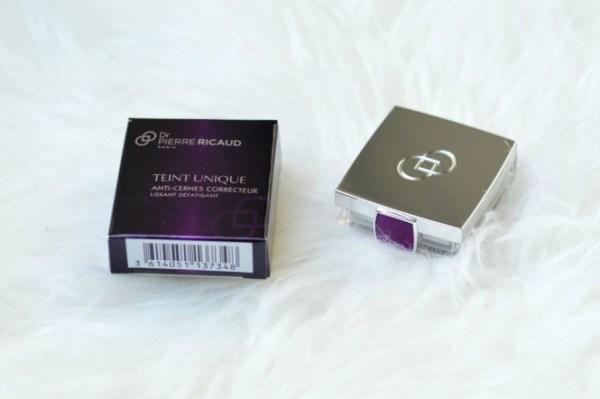 review dr pierre ricaurd corrector teint unique concealer kringen 1