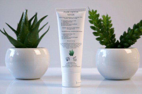 biomed skin care review pure detox mask 2