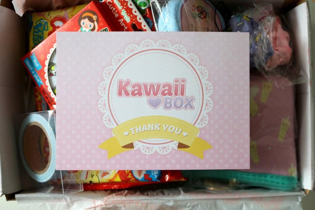 Review + winactie: De Kawaii Box