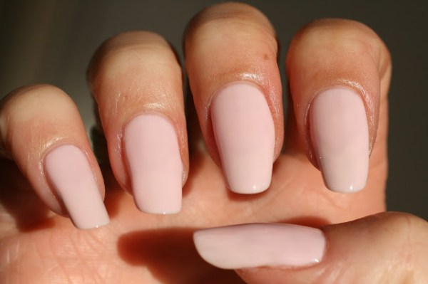 Loreal oil infused review brilliantnails