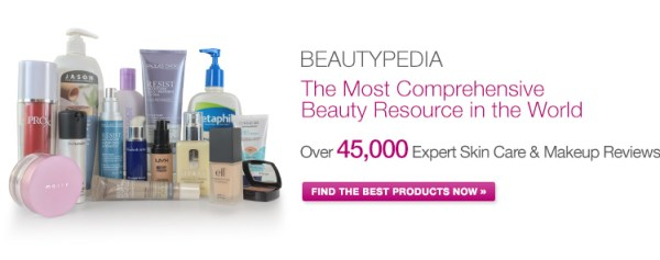beautypedia website