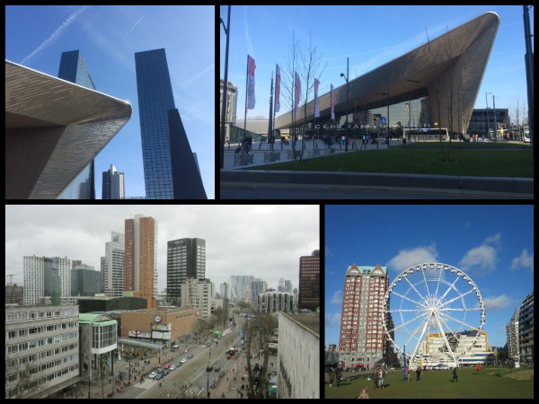 rotterdam day collage