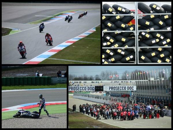 wk superbikes collage