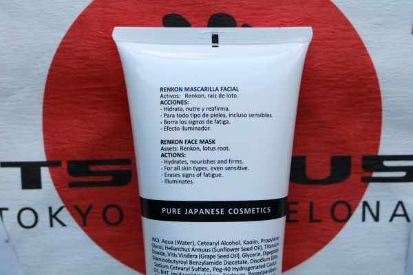 review_ervaring_utsukusy_renkon_masker_mask_japan_cosmetics_8