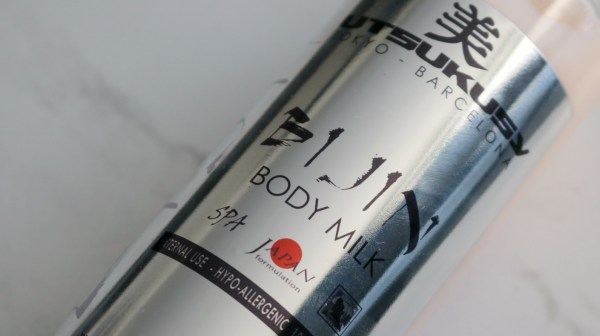 Review Utsukusy Bijin Body Lotion 1