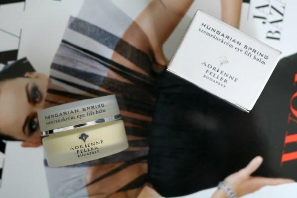 Review Adrienne Feller Hungarian Spring Eye Lift Balm 6
