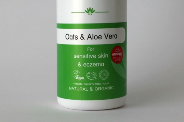 Review PHB Ethical Beauty Oats & Aloe Vera Scent Free Condtioner 4